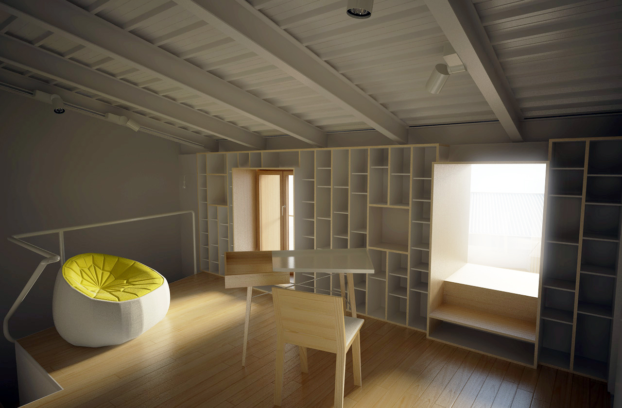 habitación superior
